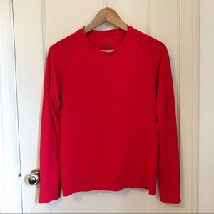Patagonia quick dry running top